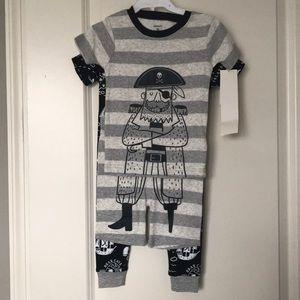 NWT Carter's 4-piece Pirate Pajamas